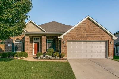 McKinney Single Family Home Active Option Contract: 3809 Hickory Bend Trail