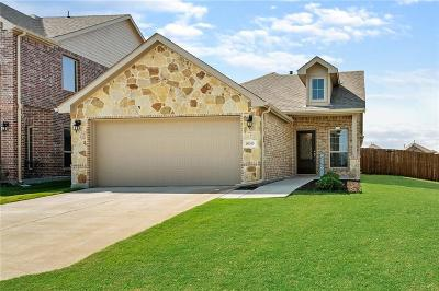 McKinney Single Family Home Active Contingent: 10333 Dimmit Place