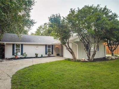 Plano Single Family Home For Sale: 805 Valley Creek Drive