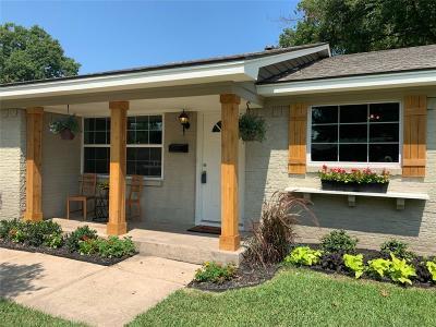 Richardson Single Family Home For Sale: 1334 Cloverdale Drive