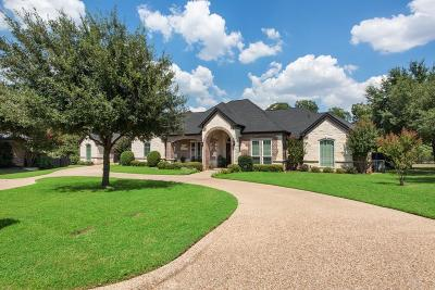 Arlington Single Family Home For Sale: 3701 Indian Springs Trail