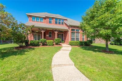 Frisco Single Family Home For Sale: 11023 Sonterra Lane
