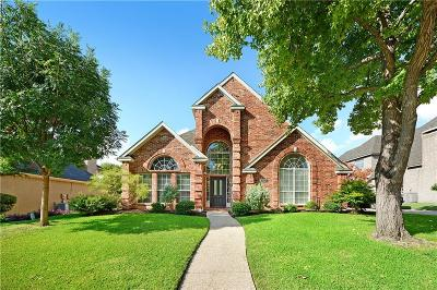 McKinney Single Family Home For Sale: 815 Hills Creek Drive