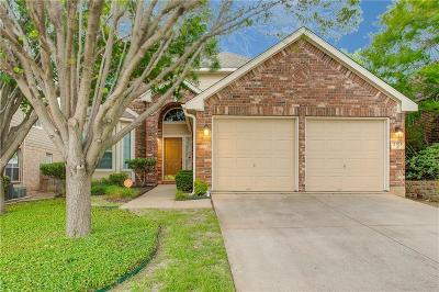Corinth TX Single Family Home For Sale: $315,000