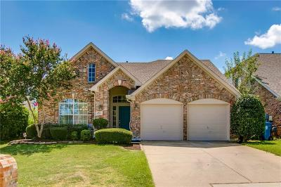 Flower Mound Single Family Home Active Option Contract: 2501 Blue Ridge Trail