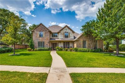 Keller Single Family Home Active Contingent: 1300 Penny Lane