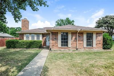 Collin County, Dallas County, Denton County Single Family Home For Sale: 2742 E Wentwood Drive