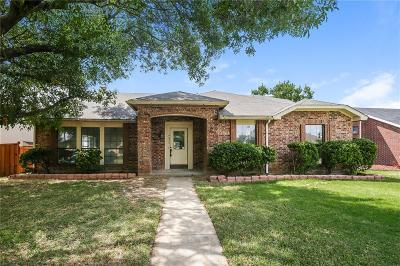 The Colony Single Family Home For Sale: 4653 Freeman Drive