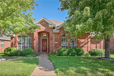 The Colony Single Family Home Active Option Contract: 5624 Norris Drive