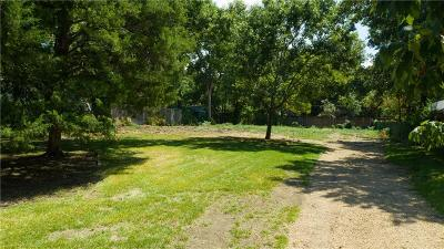 Dallas County Residential Lots & Land For Sale: 8246 Santa Clara Drive