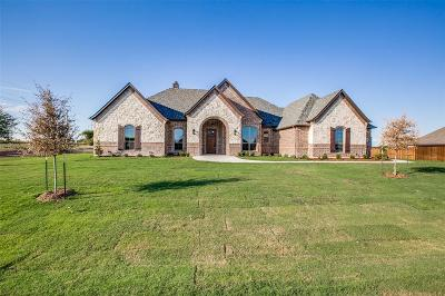 Waxahachie Single Family Home For Sale: 6811 Newly Way