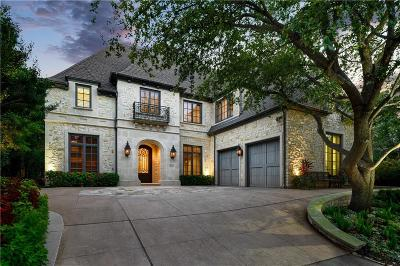 Single Family Home For Sale: 7010 Stone Meadow Drive