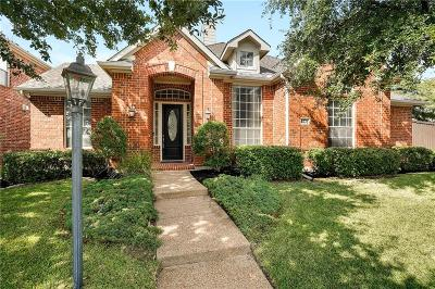 Frisco Single Family Home For Sale: 4276 Constitution Drive