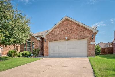 Frisco Single Family Home Active Option Contract: 12405 Meadow Landing Drive
