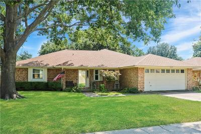 Benbrook Single Family Home For Sale: 10129 Locksley Drive