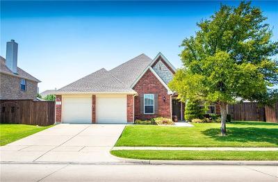 Little Elm Single Family Home For Sale: 2436 Bridgeport Drive