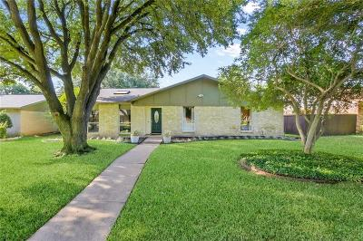 Plano Single Family Home For Sale: 1208 Mossvine Drive