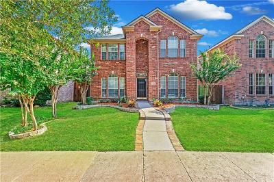 The Colony Single Family Home For Sale: 5405 Waterwood Court