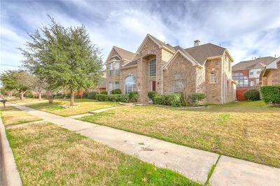 Irving Single Family Home For Sale: 9315 Vista Circle
