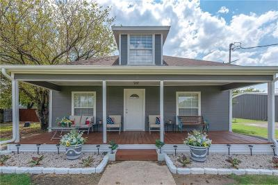 Midlothian Single Family Home For Sale: 3932 Old Fort Worth Road