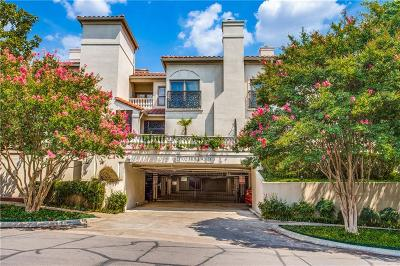 Dallas Condo For Sale: 3702 Holland Avenue #2