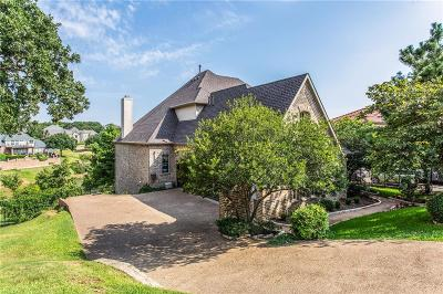 Denton County Single Family Home For Sale: 719 Winding Bend Circle