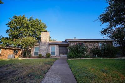 Plano Single Family Home For Sale: 6403 Apache Court