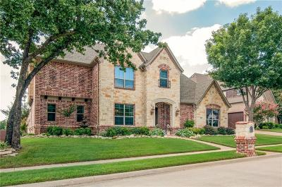 North Richland Hills Single Family Home For Sale: 8109 Belmont Court