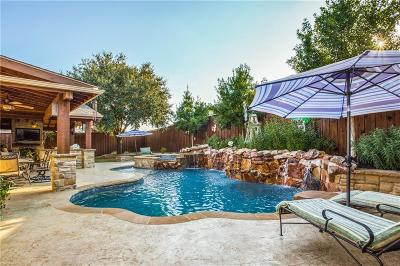 Prosper Single Family Home Active Contingent: 231 Sandstone Drive