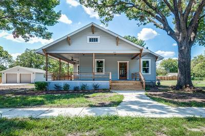 Angus, Barry, Blooming Grove, Chatfield, Corsicana, Dawson, Emhouse, Eureka, Frost, Hubbard, Kerens, Mildred, Navarro, No City, Powell, Purdon, Rice, Richland, Streetman, Wortham Single Family Home For Sale: 204 N Boston Street