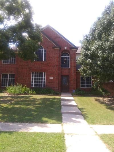 Keller Single Family Home For Sale: 1632 Chase Oaks Drive