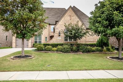 Mckinney Single Family Home For Sale: 6608 Orchard Park Drive