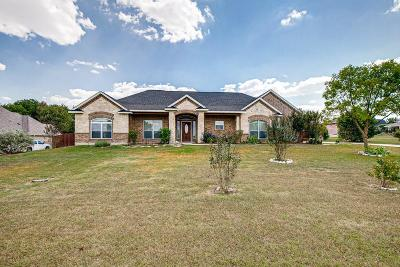Waxahachie Single Family Home Active Kick Out: 124 Saddle Horn Lane