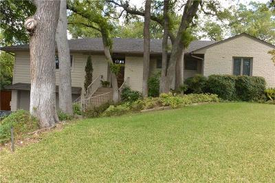 Dallas Single Family Home For Sale: 8628 Labron Avenue