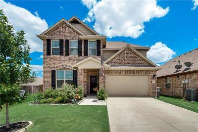 Little Elm Single Family Home For Sale: 3461 Hunter Lane