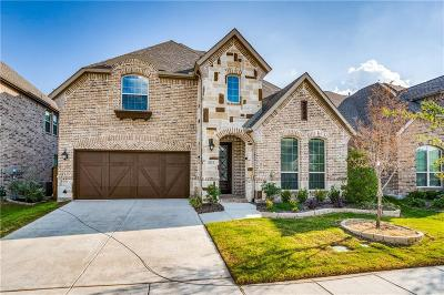 McKinney Single Family Home For Sale: 6713 Frying Pan Drive