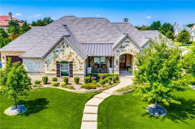 Prosper Single Family Home Active Option Contract: 1891 Sand Creek Drive
