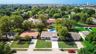Plano Single Family Home Active Option Contract: 2404 17th Street