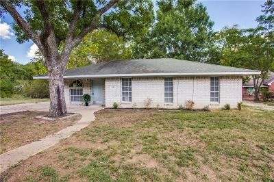 Terrell Single Family Home For Sale: 211 Bradshaw Street