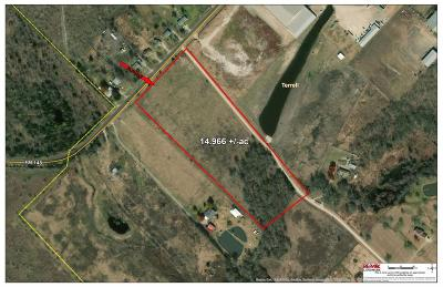 Terrell Commercial Lots & Land For Sale: 00 Fm 148
