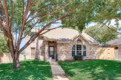 Allen Single Family Home Active Option Contract: 621 Mountain Side Drive