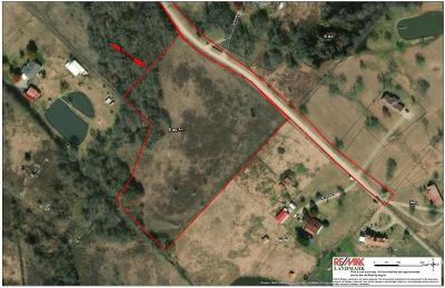 Terrell Commercial Lots & Land Active Option Contract: 00 Davis Ln.