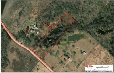 Terrell Commercial Lots & Land Active Option Contract: 00a Davis Ln.