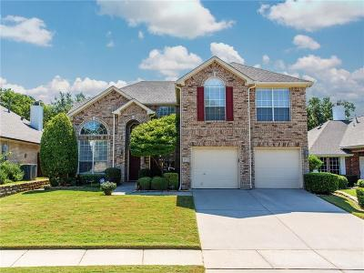 Corinth TX Single Family Home Active Option Contract: $309,000