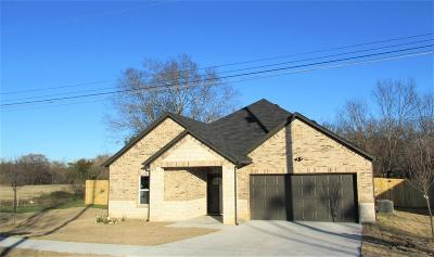 Terrell Single Family Home For Sale: 513 Mt Olive Street