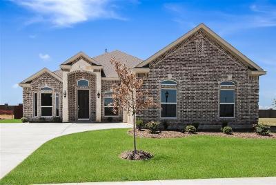 Aubrey Single Family Home For Sale: 6400 Farndon Lane