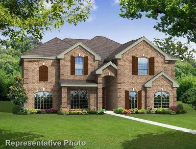 Celina Single Family Home For Sale: 2834 Spring Creek Trail