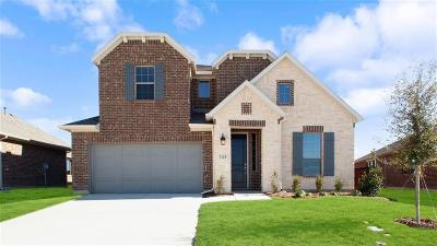 Forney Single Family Home For Sale: 1125 Almond
