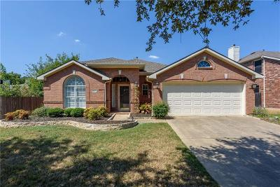 Corinth Single Family Home For Sale: 2411 Lula Court