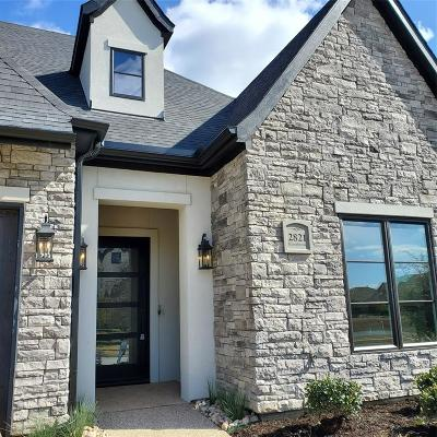 Southlake Single Family Home For Sale: 2821 Riverbrook Way